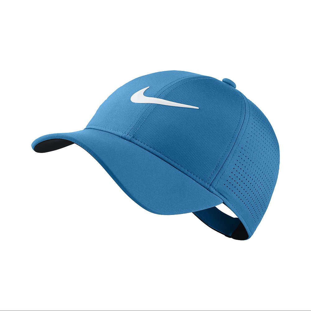 Amazon.com   NIKE Aerobill Legacy 91 Womens Hat Equator Blue   Sports    Outdoors 68a57ba40ec