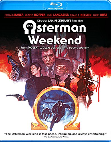 Osterman Weekend, The (abe) [Blu-ray]