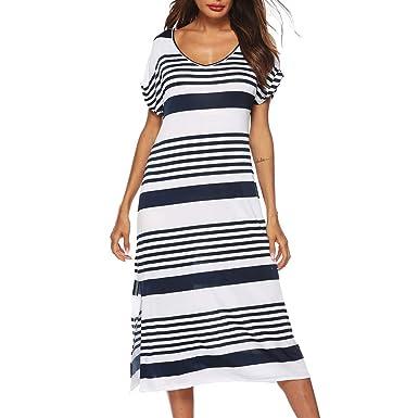 f621fd3c63745a KPILP Femme Robes 2019 Printemps et Eté Nouveau Sexy La Mode Les ...