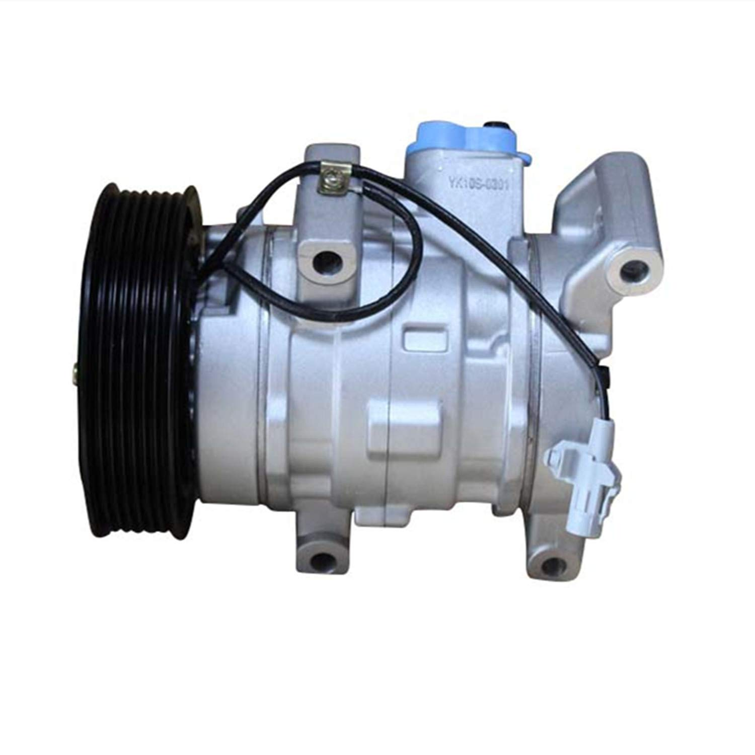447260-8020 Air Conditioner Compressor Diesel AC Compressor with Clutch Assy for Toyota hilux 2013 10S11C Air Conditioning Compressor Spare Parts with 3 Month Warranty