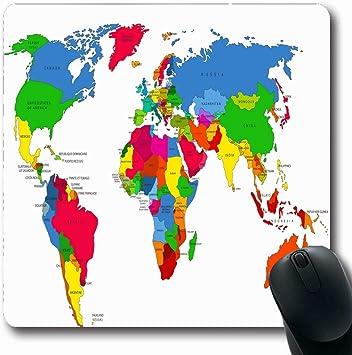 Mapa Europa Politico Capitales.Alfombrillas Para Computadoras Cartografia Azul Europa Mapa Politico Capitales Del Mundo Mapa De Paises Asia Oriental En Todo El Mundo Estados Unidos Diseno Occidental Alfombrilla De Raton Antidesliza Amazon Es Electronica