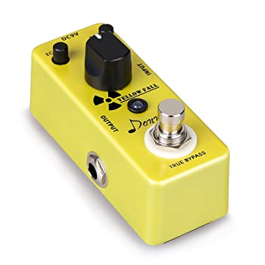 Top 4 Best Delay Pedals for Guitar Reviews in 2020 1