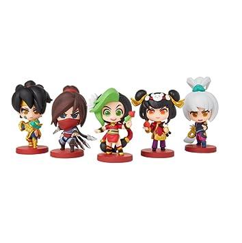 New LOL Firecracker Jinx League of Legends Game PVC Figure Figurine Toy