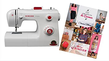 Singer 041260 - Máquina de Coser (para Principiantes, Incluye Libro para Costura a Mano