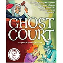 Bully Pulpit Games Ghost Court Game