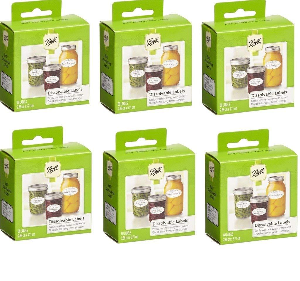 Ball Mason - Etiquetas autoadhesivas para conservas y tarros ...