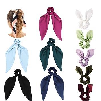 Tender Bow hair accessories|hair ties|bridesmaid proposal|hair ribbon|hair scarf scrunchie|hair bows|wedding gift|scrunchies set