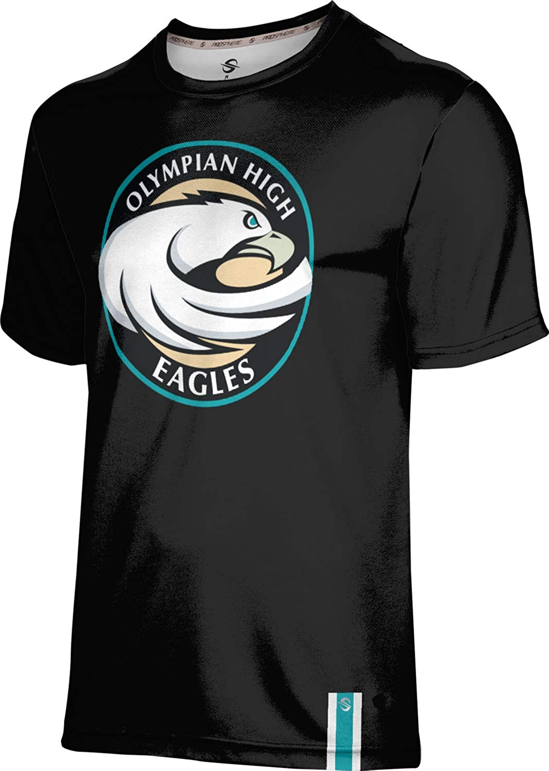 Solid ProSphere Olympian High School Mens Performance T-Shirt
