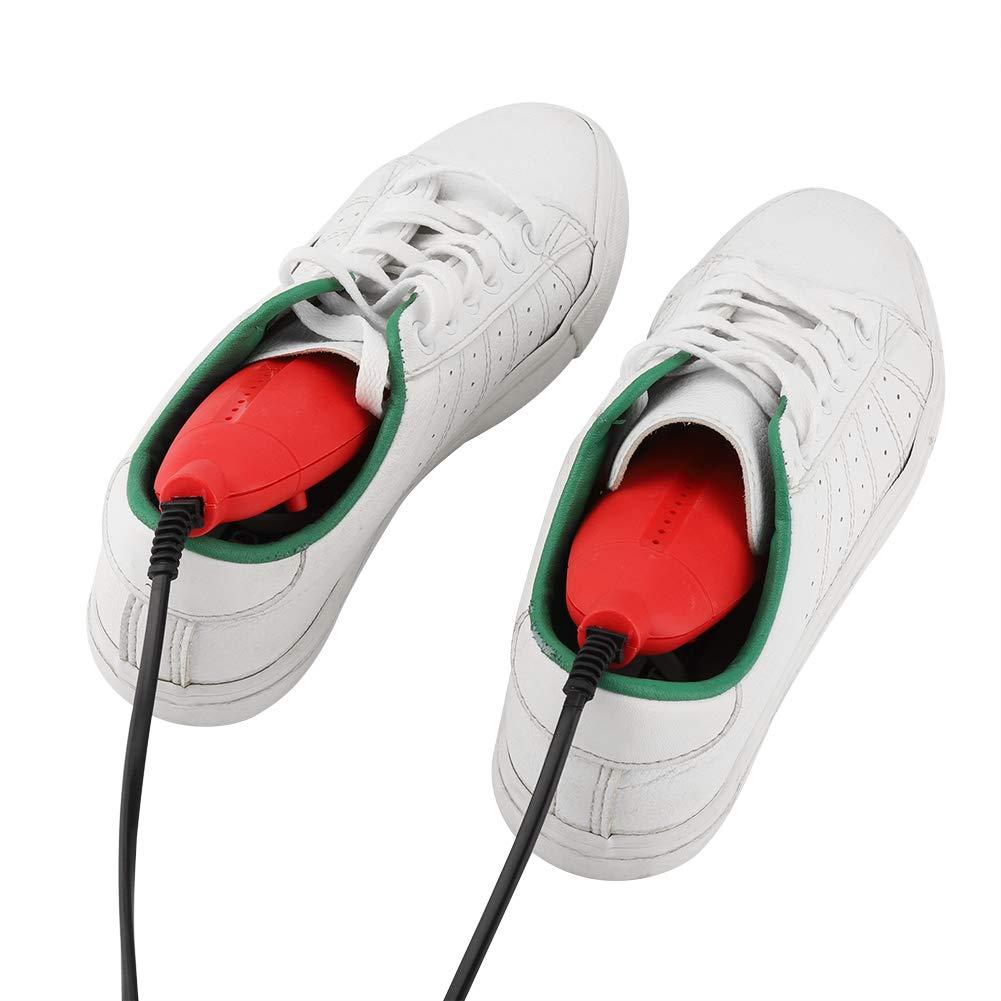 S/èche-Chaussures Electrique 220V Chauffe-Chaussures Thermic Dryer pour Camping et Randonn/ée Id/éal S/èche Rapidement Vos Chaussures de Ski ou Chaussures de Snowboard Bottes Mouill/ées Cadeau No/ël