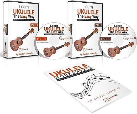 Aprende ukelele de la manera fácil. Consigue el ukelele DVD para ...