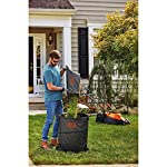 BLACK+DECKER Electric Lawn Mower, 10 -Amp, 15-Inch (BEMW472BH) 27 IMPROVED ERGONOMICS: Comfort grip handle makes the lawn mower easy to maneuver BETTER CLIPPING COLLECTION: Our winged blade achieves 30% better clipping collection NO MORE PULL CORDS: Push-button start makes starting the lawn mower a breeze