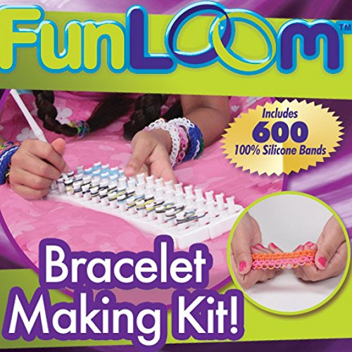Rubber Band Bracelet Maker Make Your Own Bracelet Hair Ties DIY Kit