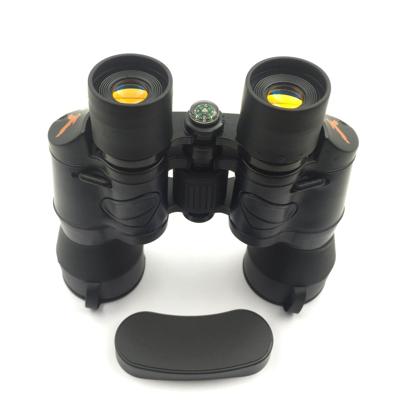 Mystery高電源ズーム双眼鏡、50 x 50ズーム双眼鏡の屋外旅行、W / Carryケース&ストラップ B01A5J34E4