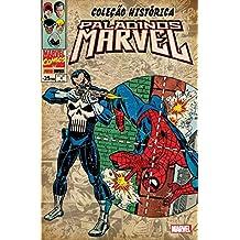 Coleção Histórica. Paladinos Marvel - Volume 4