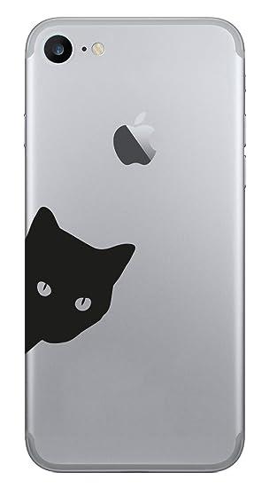 Cat Katze 3 Apple iPhone Smartphone Handy Aufkleber Skin Decal ...