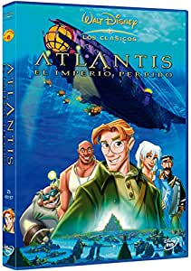 Atlantis: el imperio perdido [DVD]: Amazon.es: Gary