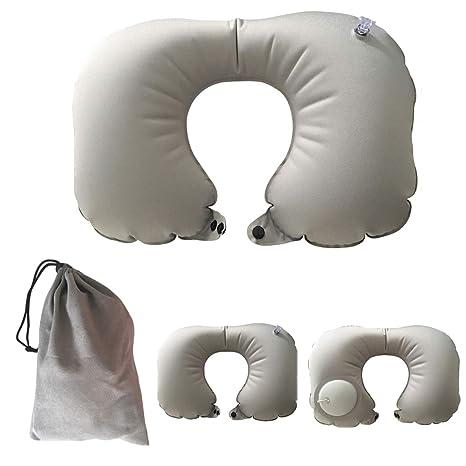 Amazon.com: amazbox cabeza, cuello, almohada, de viaje ...