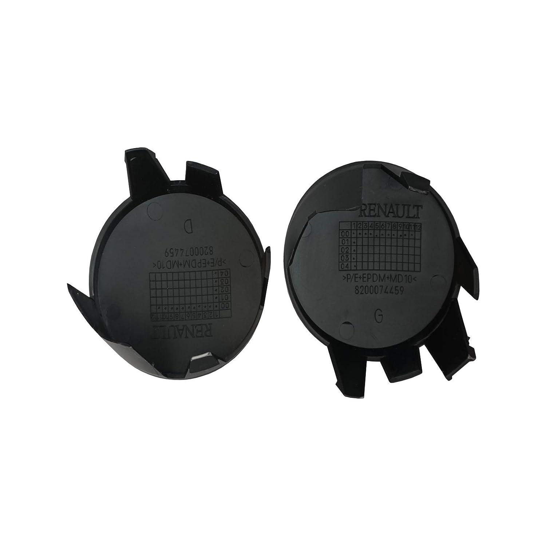 para R.e.n.a.u.l.t Clio MK2 ESP603 Tapa para orificio de luz antiniebla izquierda y derecha