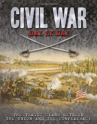 Civil War Day by Day: The Tragic Clash Between the Union and the (Civil War Antietam Map)