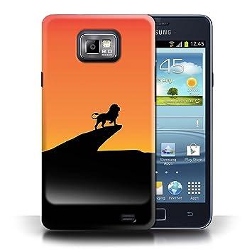 eSwish Carcasa/Funda Dura para el Samsung Galaxy S2/SII ...
