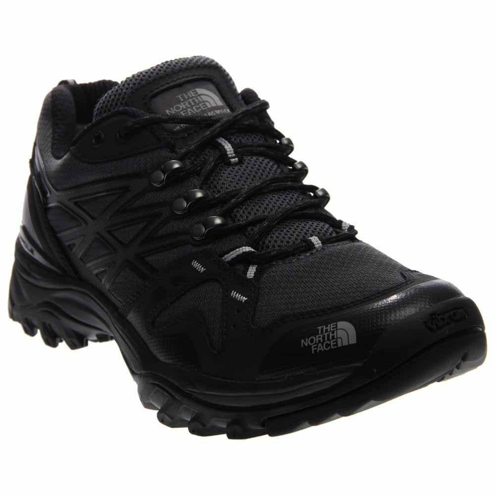 The North Face Hedgehog Fastpack GTX Hiking Shoe - Men's Tnf Black/High Rise Grey, 9.0 by The North Face