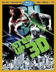 Step Up 3 (Blu-ray 3D + Blu-ray + DVD + Digital Copy)