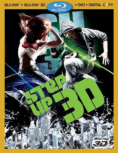 Step Up 3 (Blu-ray 3D + Blu-ray + DVD + Digital Copy) (Adam G Sevani Step Up All In)