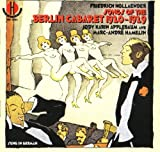 Songs of the Berlin Cabaret 1920 - 29
