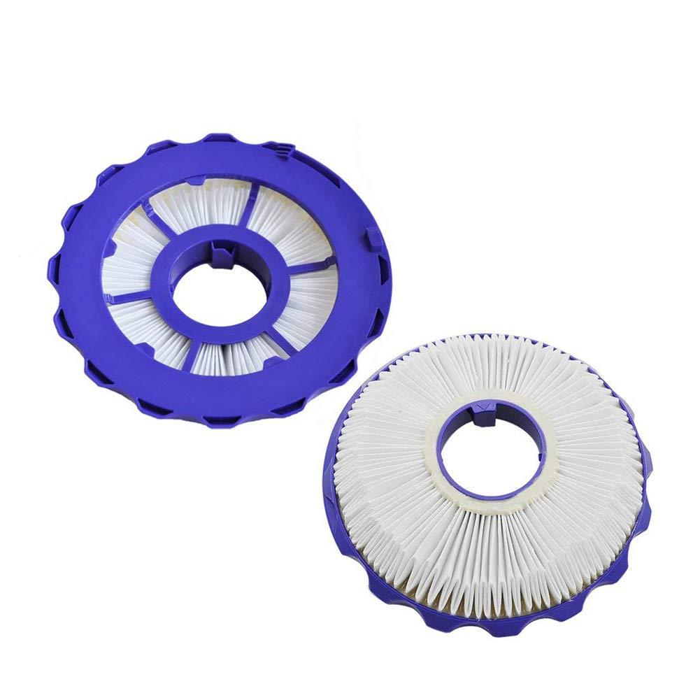 EZ SPARES 2 Pcs DYS Dc40 Post Filter 922676-01 Replacement Dyson Vacuum Cleaner Parts HEPA Style Filter, Compatible with Filter Attachments Element Part
