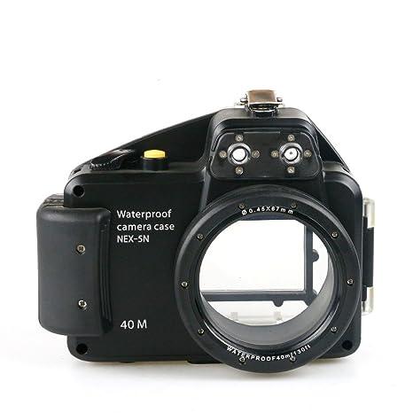 yunchenghe funda sumergible impermeable y immersiva la cámara ...