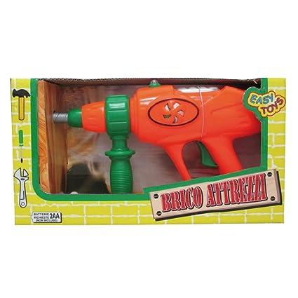 Easy Toys caja taladro Brico Herramientas