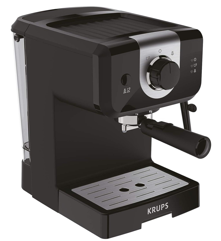 Krups Opio XP320810 - Cafetera (15 bares, calienta tazas y ...