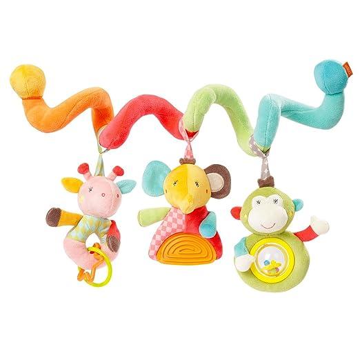 40 opinioni per BabySun, Decorazione a spirale da passeggino o lettino, Multicolore