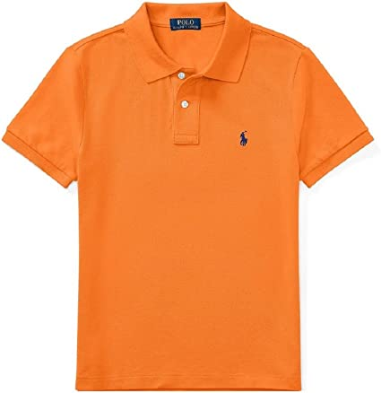 Ralph Lauren - Polo Slim fit Azul Marino, algodón, Blanco, Medium ...