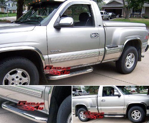 04 chevy 1500 fender flares - 9