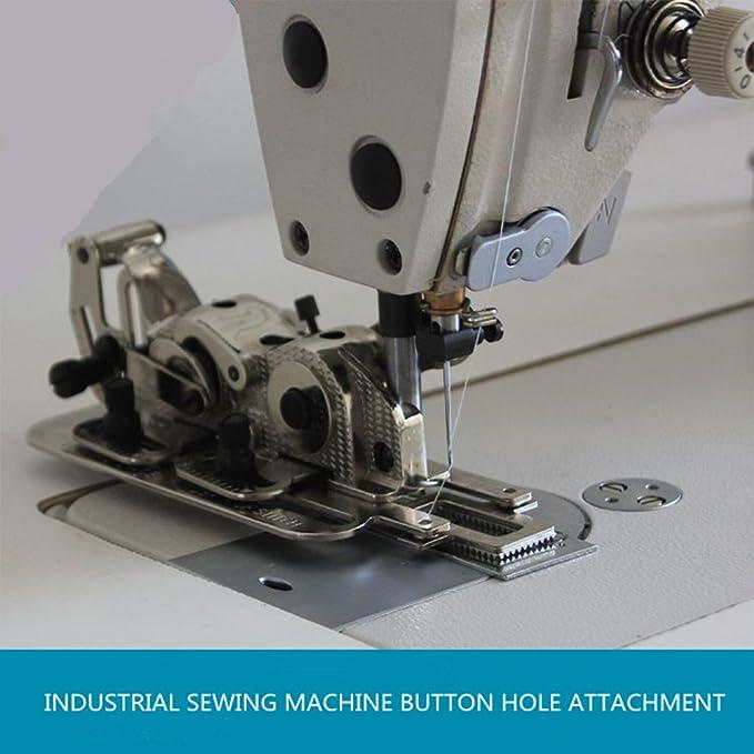 Amazon YEQIN INDUSTRIAL SEWING MACHINE BUTTON HOLE ATTACHMENT Amazing Sewing Machine Buttonhole Attachment