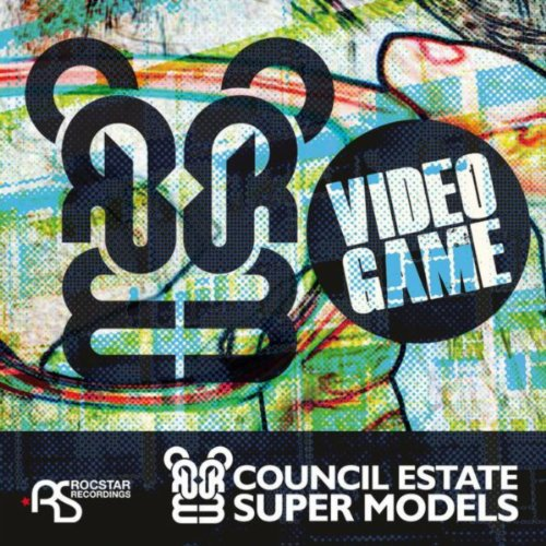 video game models - 8