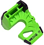 Wedge-It WEDGE-IT-1 The Ultimate Door Stop, Lime Green