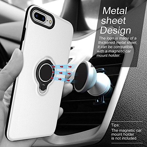 iPhone 6 Plus 6s Plus Battery scenario Veepax Premium 7200mAh wireless Extended Battery mobile Rechargeable vitality Bank for iPhone 6 Plus6s Plus7Plus 55 Inch White wireless Accessories