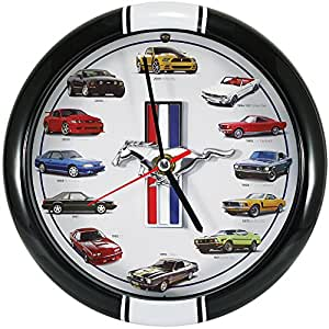 Amazon.com: History Of The Ford Mustang Classic Cars 8 ...