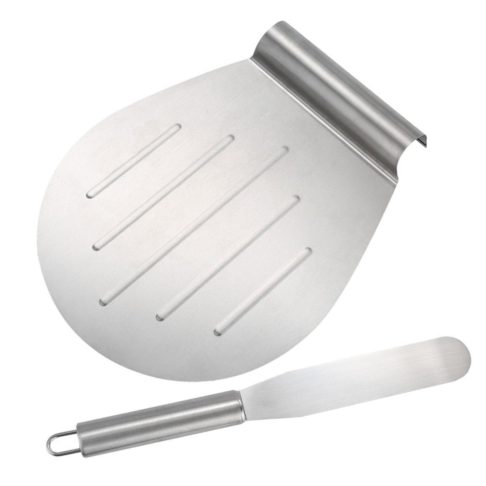 Piping Bags - 1 set/16 pcs Cake Decorating Supplies Turntable,Transfer shovel,Piping mouth,Piping Bag,Adapter head,Spatula DC156 by Piping Bags (Image #4)
