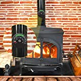 Magnetic Stove Thermometer Fire Stove Pipe