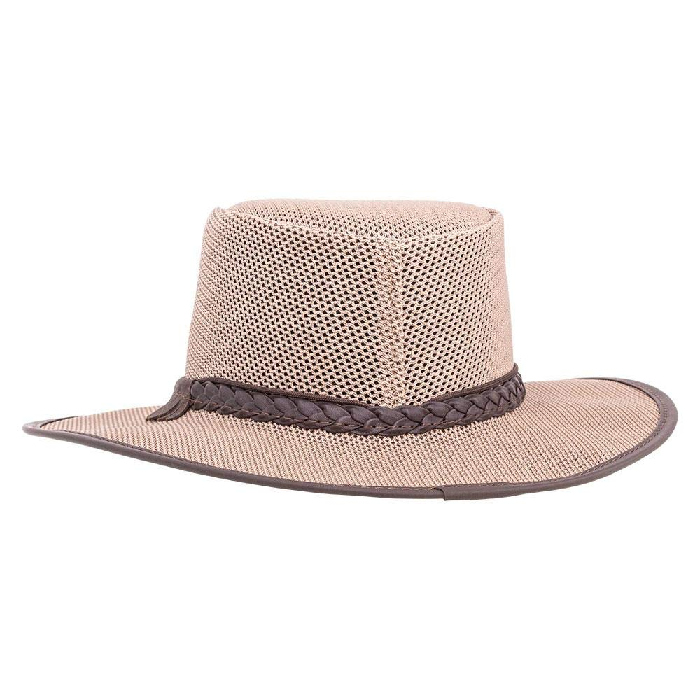 SOLAIR HATS Soaker by American Hat Makers - Sand, X-Large by SOLAIR HATS (Image #3)