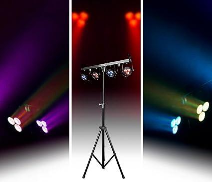 CHAUVET DJ 4BAR LT USB LED Wash Light Effect System | LED Lighting & Amazon.com: CHAUVET DJ 4BAR LT USB LED Wash Light Effect System ...