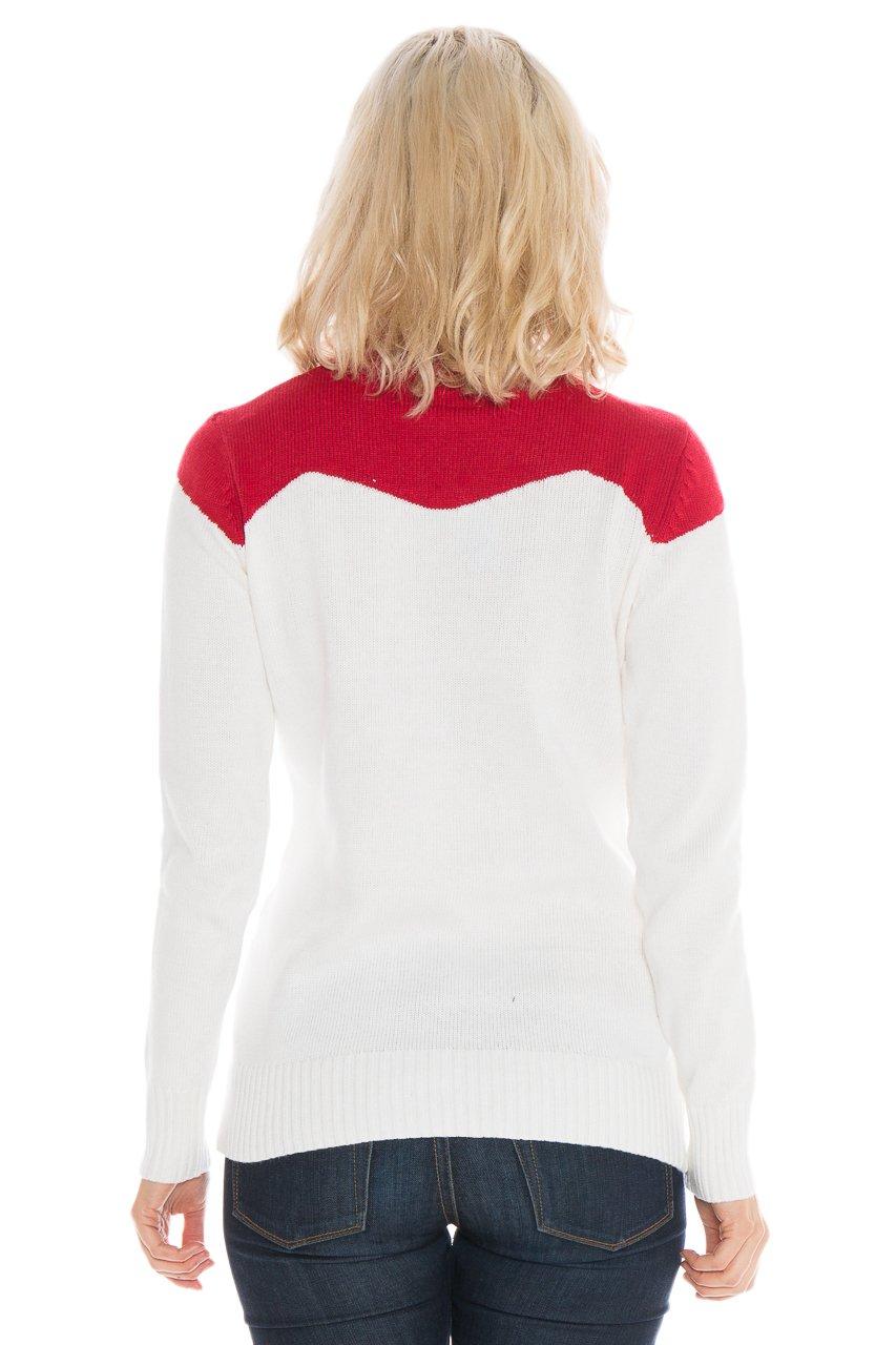 NCAA Womens Cheer Sweater
