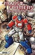 Transformers: Regeneration One Volume 1