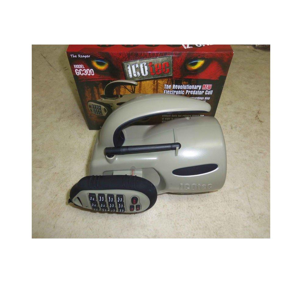 GC300 Electronic Call - Predator 12 Calls Hunting NEW!! What's Hot