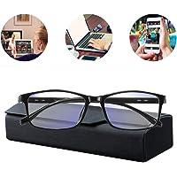 Gafas con filtro de luz azul, gafas