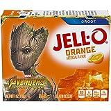 Jell-O Orange Gelatin Dessert Mix, 6 oz Box