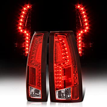 1999 chevy suburban tail light wiring diagram amazon com chevy tahoe gmc yukon 1500 2500 3500 led tail light  gmc yukon 1500 2500 3500 led tail light